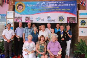 5- year extension of the ASEAN Education Center Project