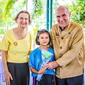 80th birthday of Dr. Otmar Deter