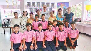 HHN Foundation Thailand celebrates the 60th birthday of Ewald Dietrich