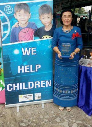 HHN Foundation Thailand honored in Chonburi
