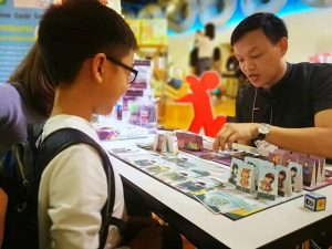 Human Help Network Foundation Thailand invited to ''TK Board Game Festival''