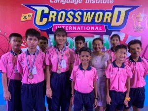 AEC students compete in ECC Sudoku Crossword Game