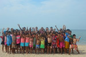 Beach Day for the Drop- In kids