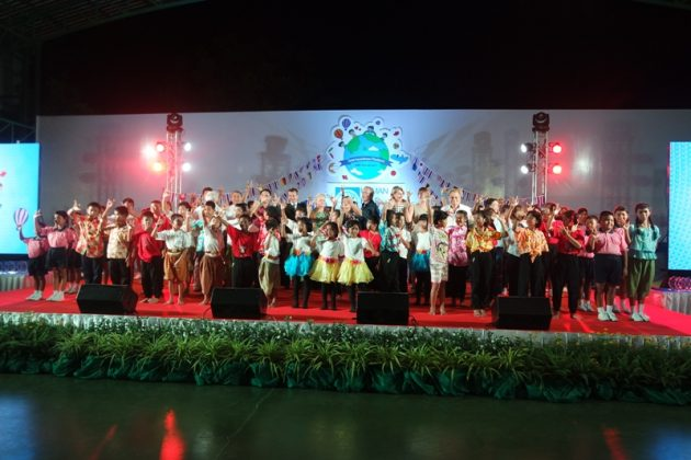 10th anniversary of Human Help Network Thailand